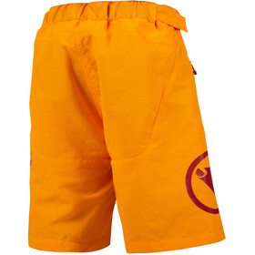 Endura MT500 Baggy Shorts Kinderen, mandarin